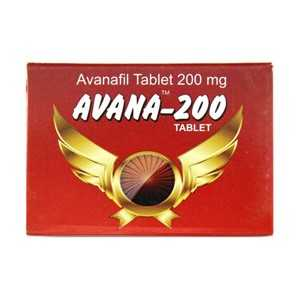 buy Avanafil 200mg (4 pills)