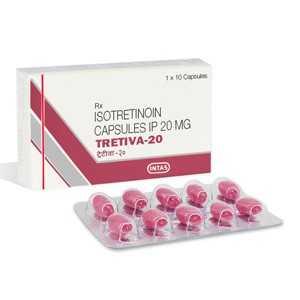 buy Isotretinoin (Accutane) 20mg (10 caps)