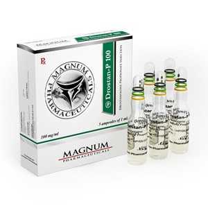 buy Drostanolone propionate (Masteron) 5 ampoules (100mg/ml)