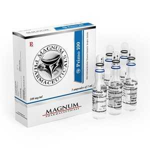 buy Methenolone enanthate (Primobolan depot) 5 ampoules (100mg/ml)