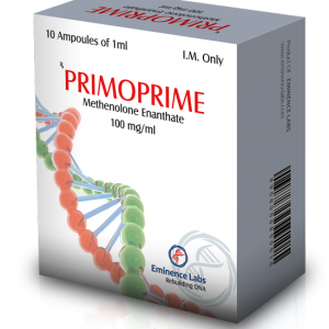 buy Methenolone acetate (Primobolan) 10 ampoules (100mg/ml)