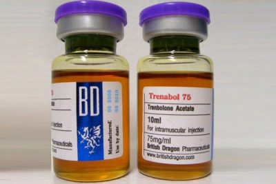 buy Trenbolone acetate 10 ampoules (75mg /ml)