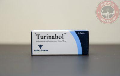 buy Turinabol (4-Chlorodehydromethyltestosterone) 10mg (50 pills)