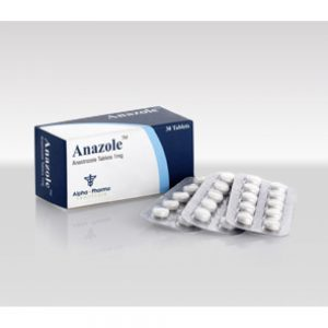 buy Anastrozole 1mg (30 pills)