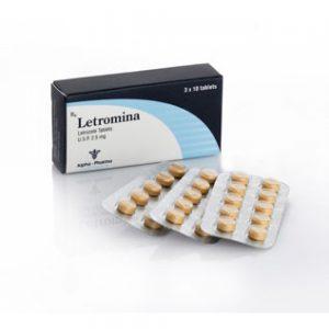 buy Letrozole 2.5mg (50 pills)