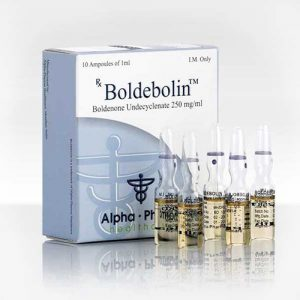 buy Boldenone undecylenate (Equipose) 10 ampoules (250mg/ml)