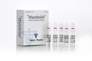 buy Drostanolone propionate (Masteron) 10 ampoules (100mg/ml)