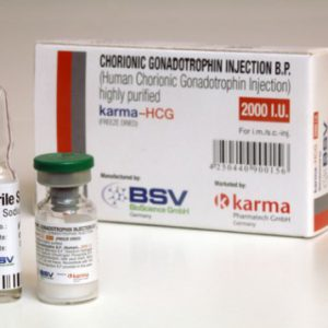 buy HCG 1 vial of 2000IU