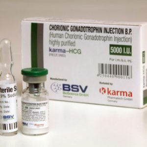 buy HCG 1 vial of 5000IU