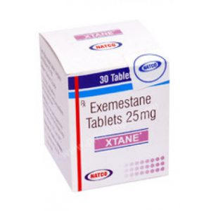 buy Exemestane (Aromasin) 25mg (28 pills)