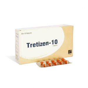 buy Isotretinoin (Accutane) 10mg (10 capsules)