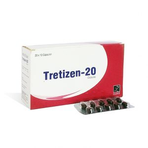 buy Isotretinoin (Accutane) 20mg (10 capsules)