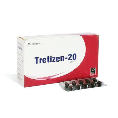 buy Isotretinoin (Accutane) 20mg (10 capsules)