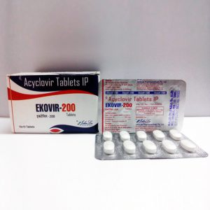 buy Acyclovir (Zovirax) 200mg (30 pills)