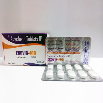 buy Acyclovir (Zovirax) 400mg (5 pills)