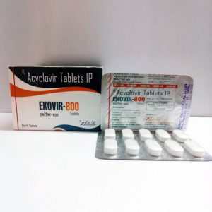 buy Acyclovir (Zovirax) 800mg (5 pills)