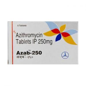buy Azithromycin 250mg (6 pills)