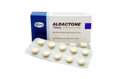 buy Aldactone (Spironolactone) 100mg (30 pills)