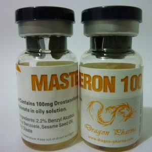 buy Drostanolone propionate (Masteron) 10 mL vial (100 mg/mL)