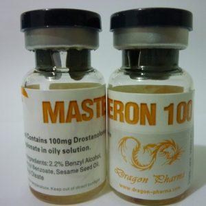 buy Drostanolone propionate (Masteron) 10 mL vial (100 mg/mL)