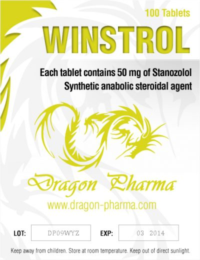 buy Stanozolol oral (Winstrol) 50mg (100 pills)
