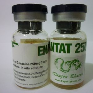 buy Testosterone enanthate 10 ampoules (250mg/ml)