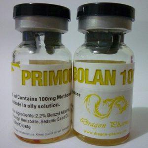 buy Methenolone enanthate (Primobolan depot) 10 ampoules (100mg/ml)