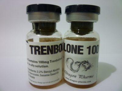 buy Trenbolone acetate 10 mL vial (100 mg/mL)