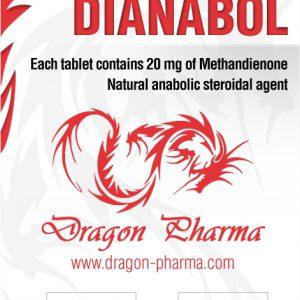 buy Methandienone oral (Dianabol) 20mg (100 pills)