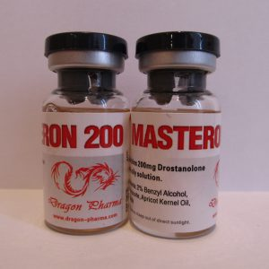 buy Drostanolone propionate (Masteron) 10 ampoules (200mg/ml)