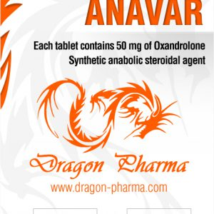 buy Oxandrolone (Anavar) 50mg (100 pills)