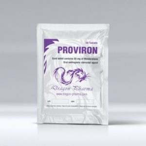 buy Mesterolone (Proviron) 25mg (100 pills)