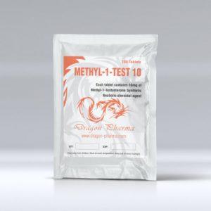 buy Methyldihydroboldenone 100 tabs (10 mg/tab)