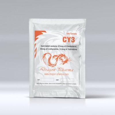 buy Clenbuterol hydrochloride (Clen), Liothyronine (T3), Yohimbine 100 pills