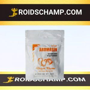 buy Exemestane (Aromasin) 100 tabs (25 mg/tab)