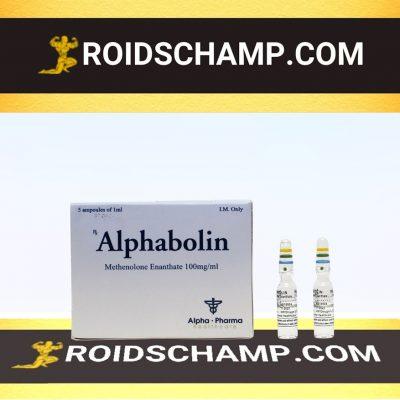 buy Methenolone enanthate (Primobolan depot) 5 ampoules (100mg/ml)