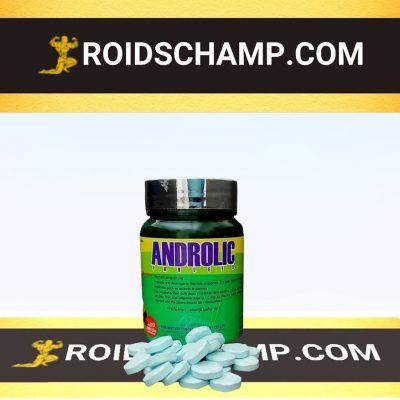 buy Oxymetholone (Anadrol) 50mg (100 pills)
