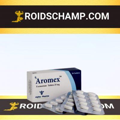 buy Exemestane (Aromasin) 25mg (30 pills)