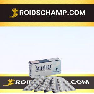 buy Clenbuterol hydrochloride (Clen) 40mcg (50 pills)