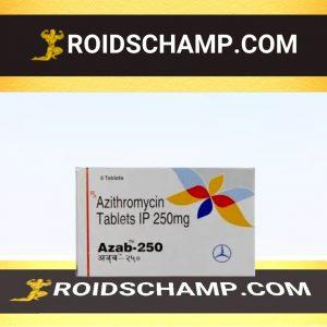 buy Azithromycin 250mg (6 pills)