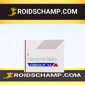buy Cabergoline (Cabaser) 0.25mg (4 pills)