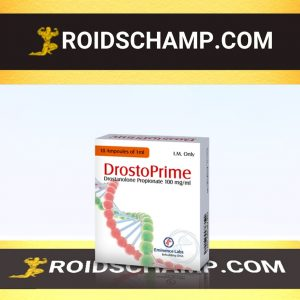 buy Drostanolone propionate (Masteron) 10 ampoules (100mg/ml)