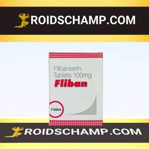 buy Flibanserin 100mg (4 pills)