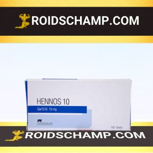 buy GW1516 10mg (100 pills)
