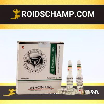 buy Drostanolone propionate (Masteron) 5 ampoules (100mg/ml)