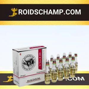 buy Sustanon 250 (Testosterone mix) 10 ampoules (200mg/ml)