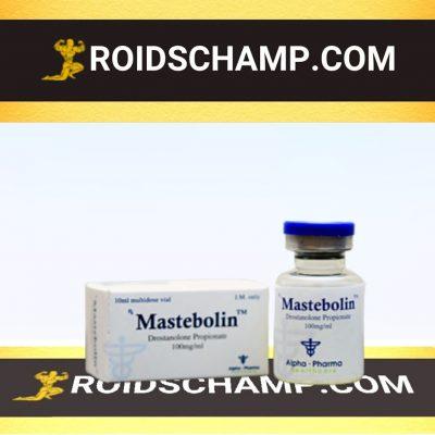 buy Drostanolone propionate (Masteron) 10ml vial (100mg/ml)