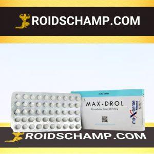buy Oxymetholone (Anadrol) 10mg (100 pills)