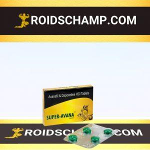 buy Avanafil and Dapoxetine 160mg (4 pills)