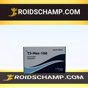 buy Liothyronine (T3) 100mcg (50 pills)